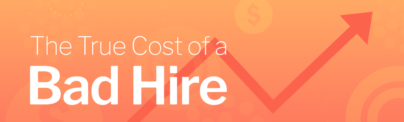 Cost of a Bad Hire image