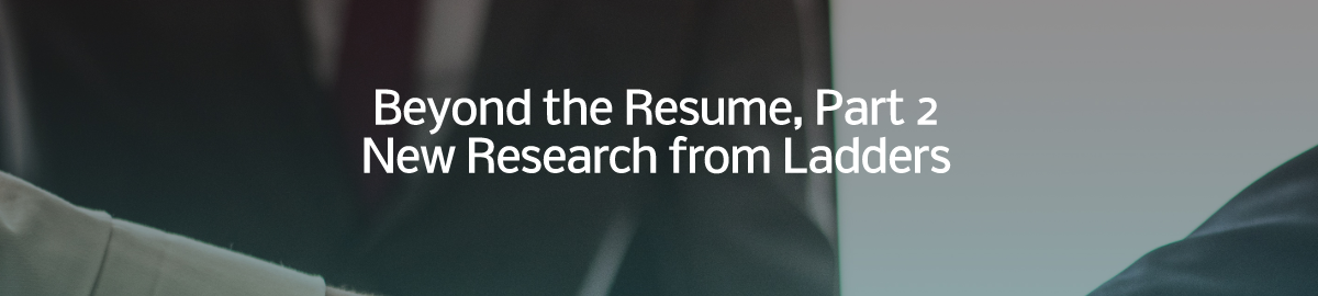 Beyond the Resume 2 Banner